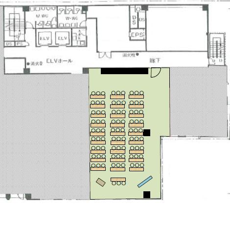 BMT貸会議室(銀座・第2ビル)