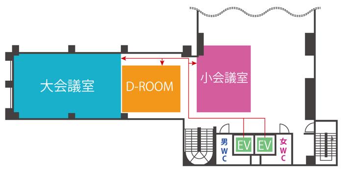 BMT貸会議室(岩本町)