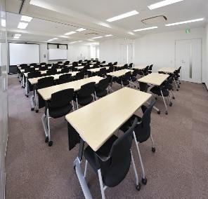 会議室A+B+C(縦スクール型48名)