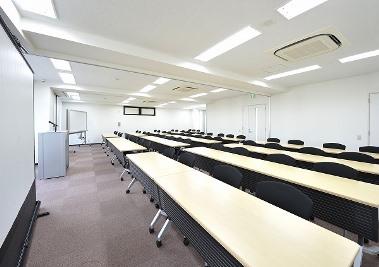 会議室A+B+C(横スクール型55名)