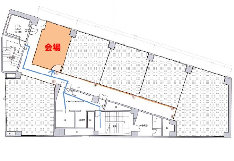 BMT貸会議室(御徒町駅前)