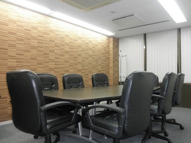 会議室内写真①