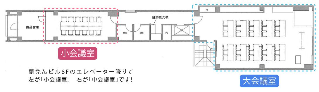 東京駅 貸会議室 八重洲口
